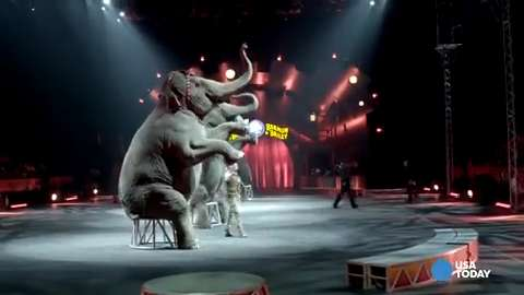Ringling Bros. elephants retire after 146 years