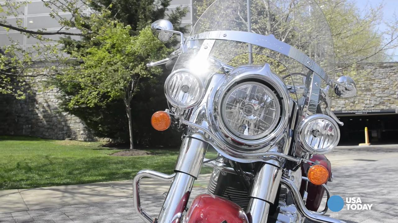 The 2016 Indian Springfield is the newest addition to the Indian Mortorcyle lineup.