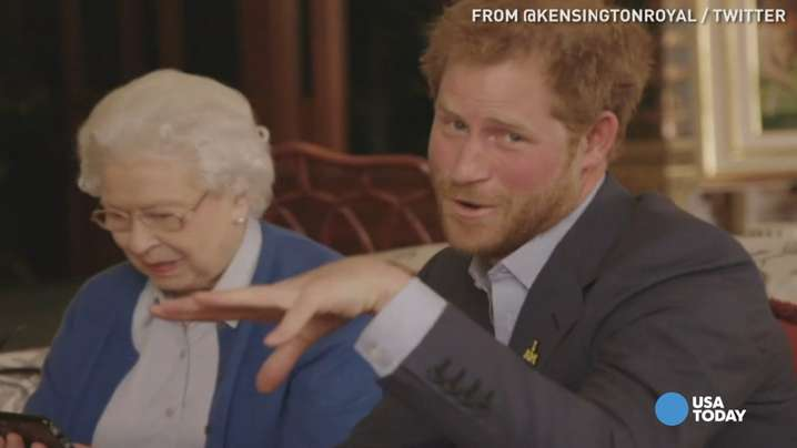 Prince Harry gets last laugh in Tweet war with Obamas
