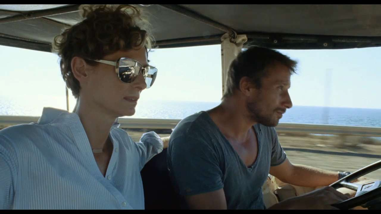 Trailer: 'A Bigger Splash'