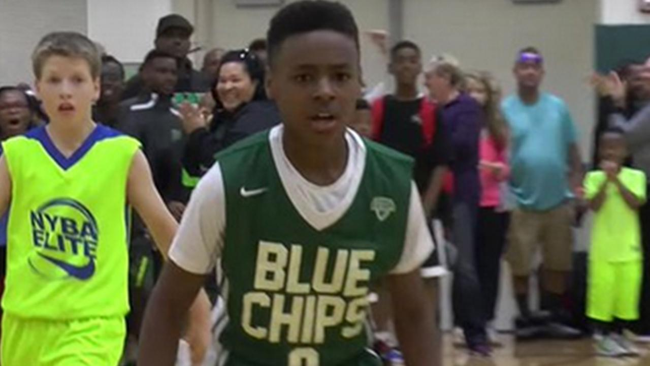 Lebron James Jr. is just 11-years old and already making a name for himself in the basketball world.