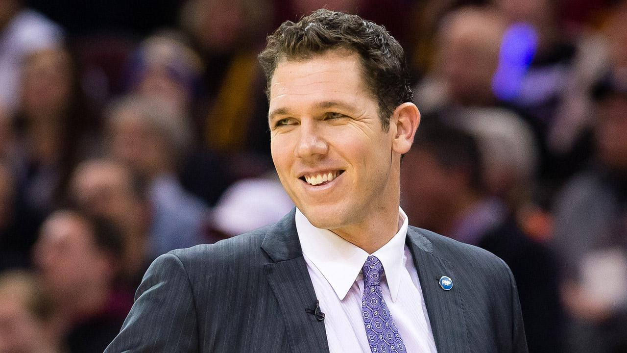 On Friday night the Los Angeles Lakers named Luke Walton as their head coach, just days after the team fired Byron Scott.