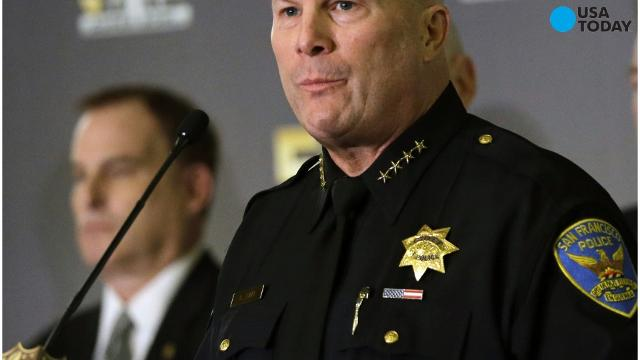 San Francisco officer charged with felonies