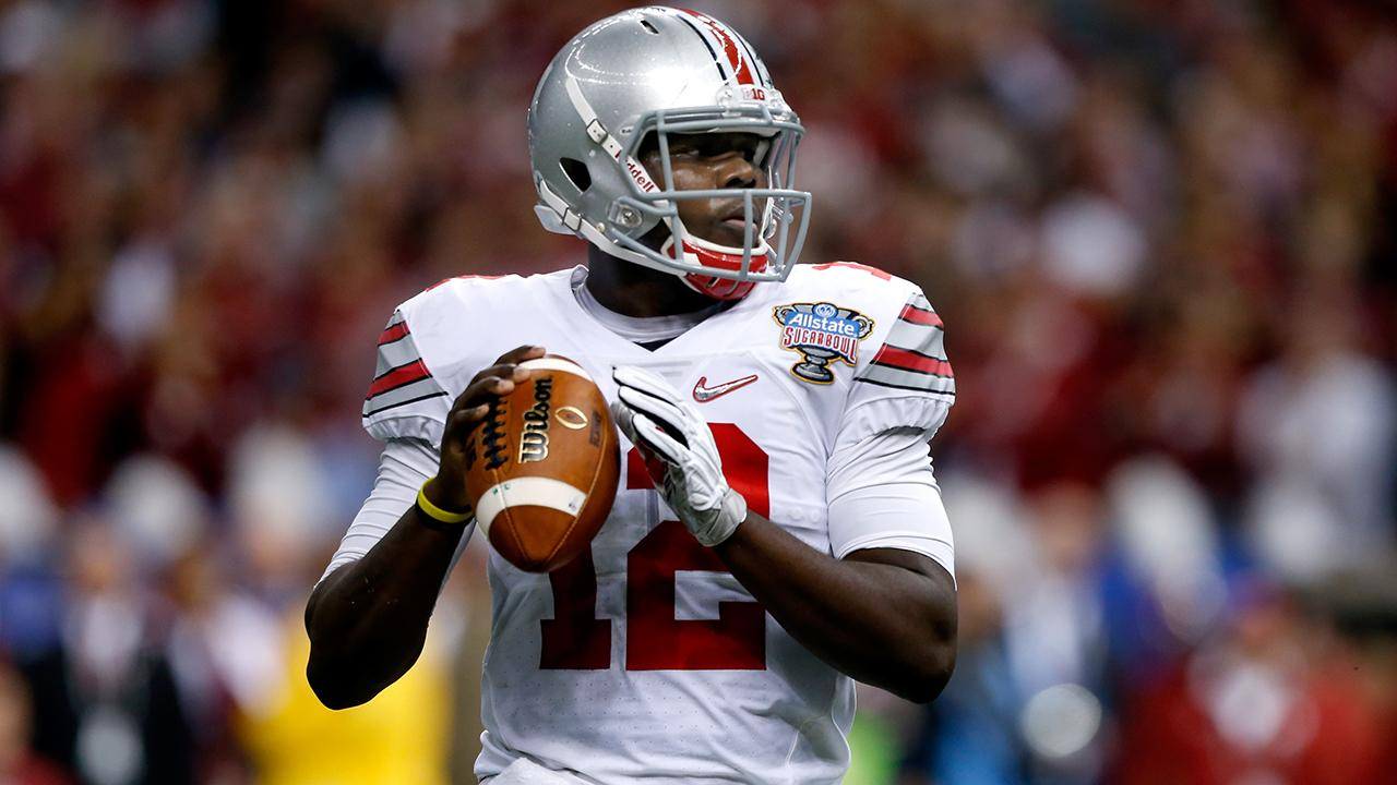 The Bills landed one of the most intriguing quarterbacks in the draft in the fourth round in Cardale Jones.