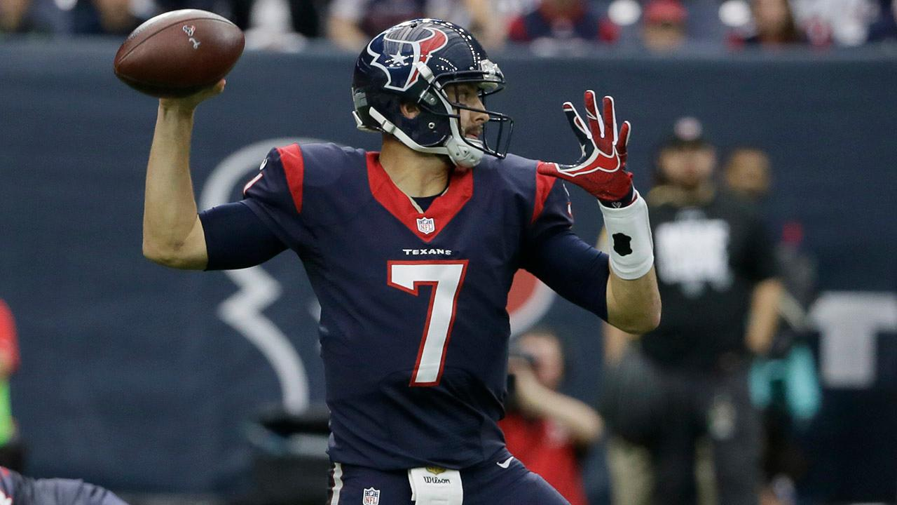 Veteran quarterback Brian Hoyer has agreed to terms with the Bears on a one-year deal, according to ESPN and NFL Network reports.