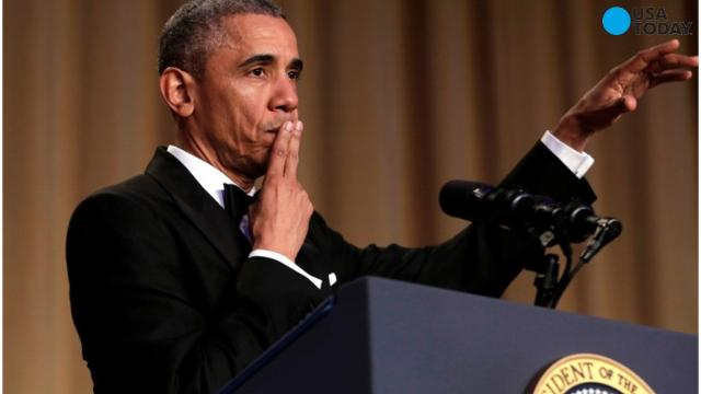 'Obama out': President Obama gets last laugh at 'Nerd Prom'