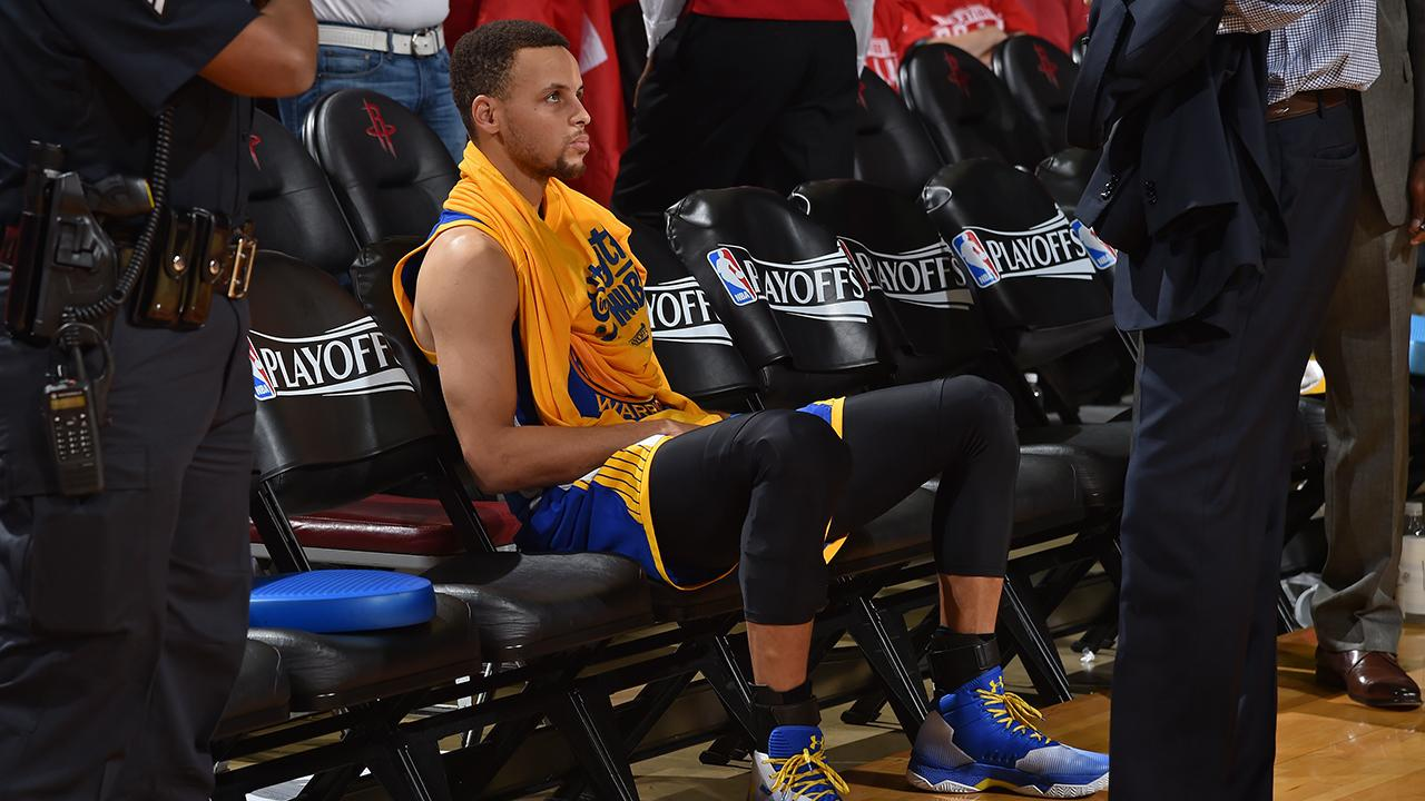 Warriors fans hoping for good news on Stephen Curry might've just gotten some-head coach Steve Kerr told the Bay Area News Group that the injured reigning MVP was not ruled out of Game 2 of the Western Conference semifinals.