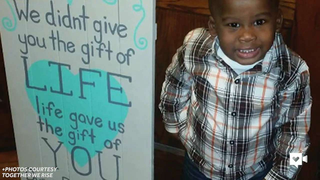 See pure joy on faces of kids joining forever families