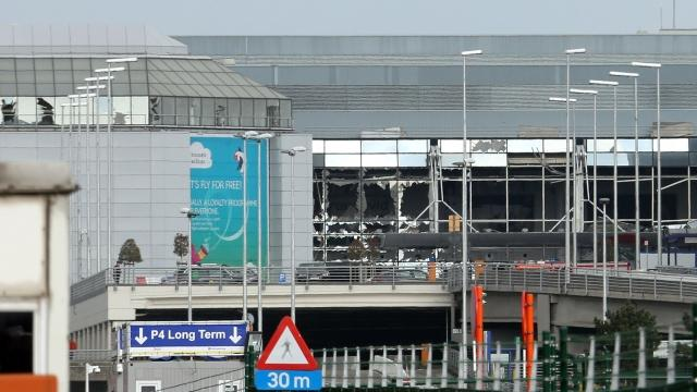 Brussels Airport partially reopens 6 weeks after attacks