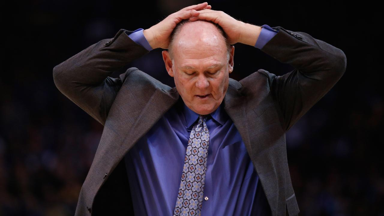 In a candid interview with the Sacramento Bee, former Kings coach George Karl admitted he didn't feel supported enough by the organization, and blamed himself in part for the rift with star player DeMarcus Cousins.