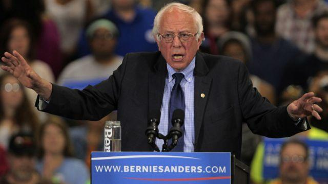 Bernie Sanders says plan on a contested convention