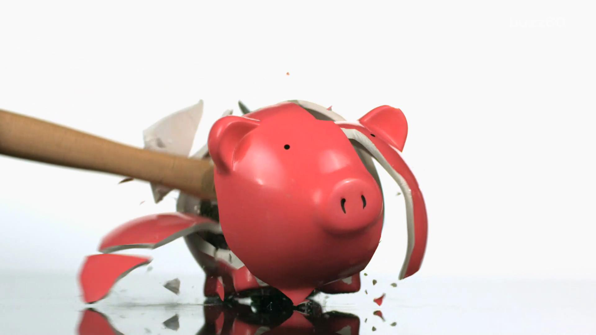 Parents admit to stealing from piggybanks