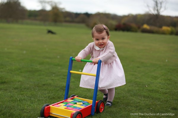 Happy Birthday Princess Charlotte! Here is a lookback at the adorable milestones of her royal first year.