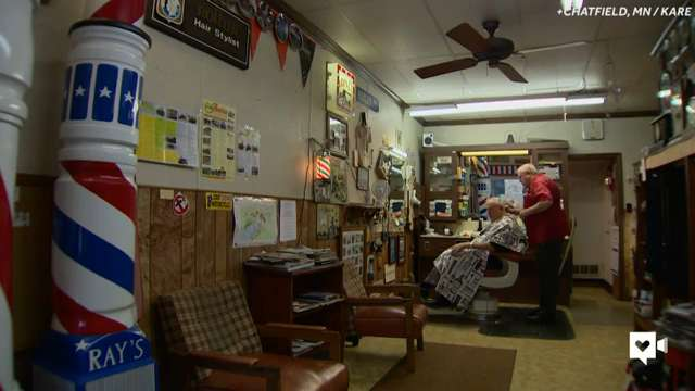 Roy and Ray Lange have been grooming their small, Minnesota community for almost 50 years. They not only share their occupation, hobbies and DNA, but the same hearty, infectious laugh.