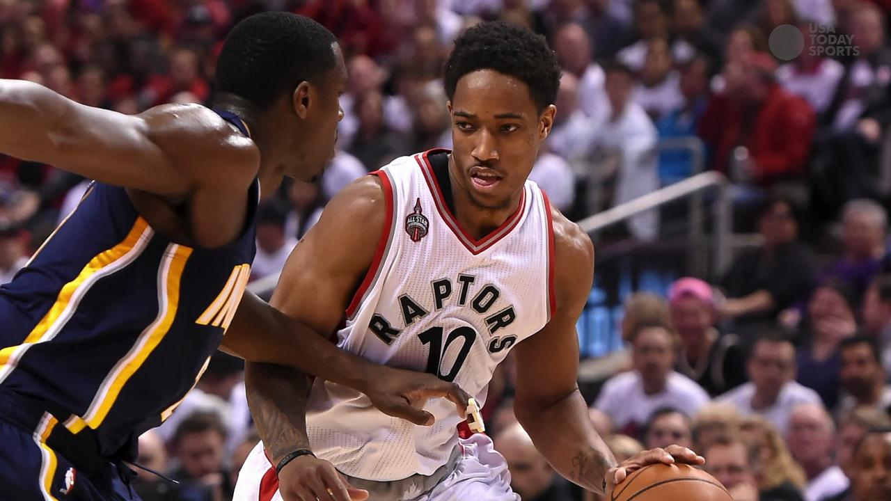 Raptors advance to play Heat in the NBA playoffs