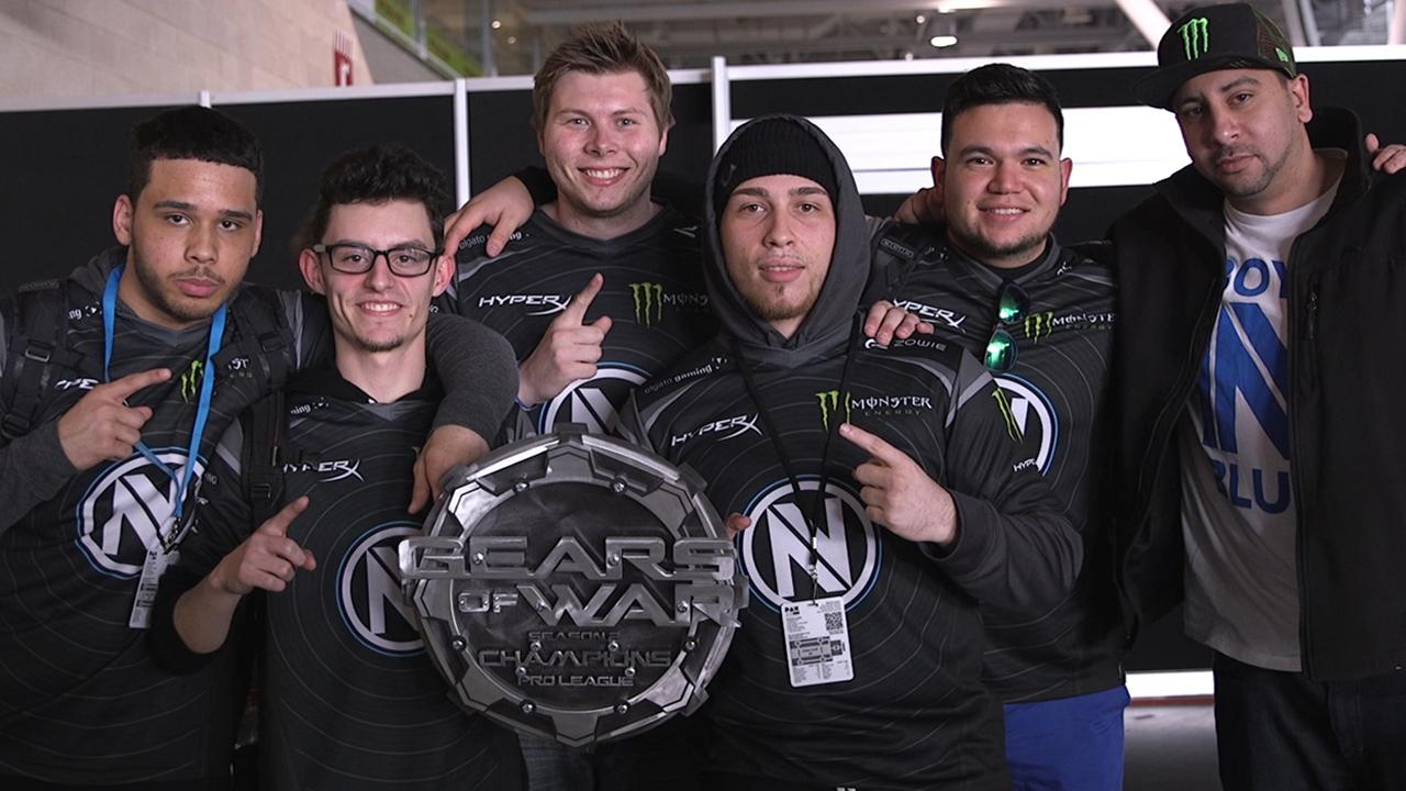 The top professional gamers in Gears of War share their best advice for new gamers.