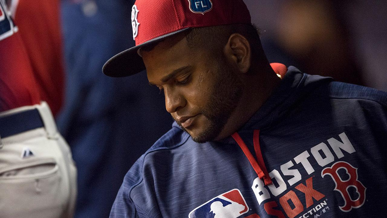 On Monday the Boston Red Sox announced third baseman Pablo Sandoval will undergo surgery on his left shoulder and according to a report from ESPN Sandoval could miss the rest of the season.