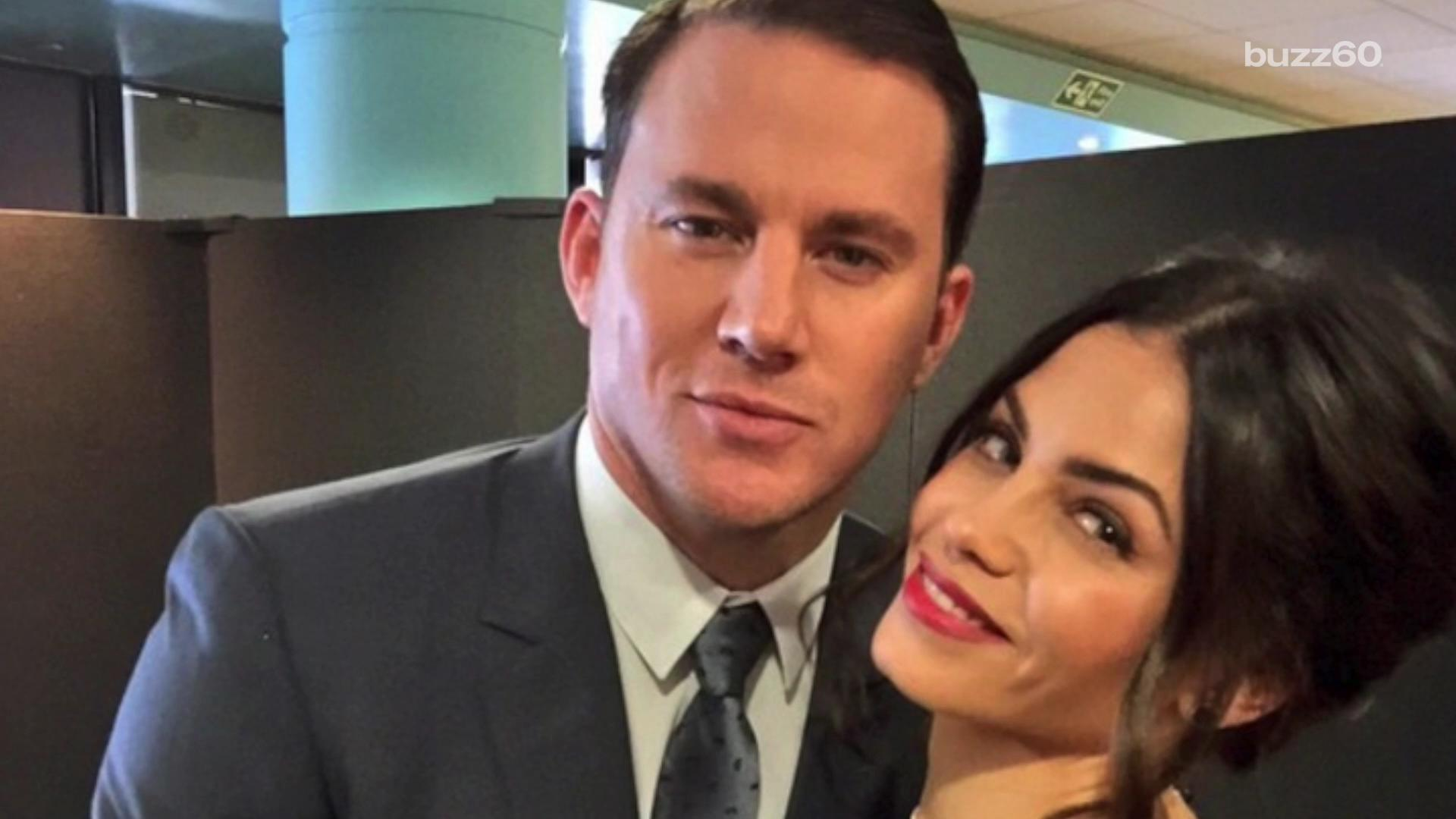 Channing Tatum's wife got him a rescue horse for his birthday
