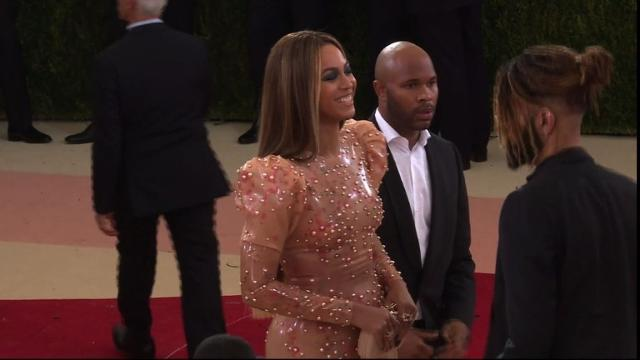 Stars come out for met gala red carpet
