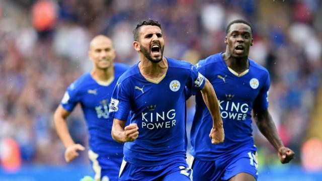 Leicester City clinched its first top-flight title on Monday, making it possibly the biggest underdog to ever win a major team championship.Video provided by Newsy