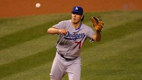 Dodgers reliever Josh Ravin has been suspended for taking a banned substance.
