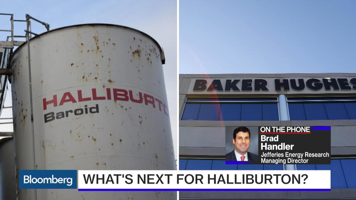 Halliburton loss expands on Baker Hughes deal charges