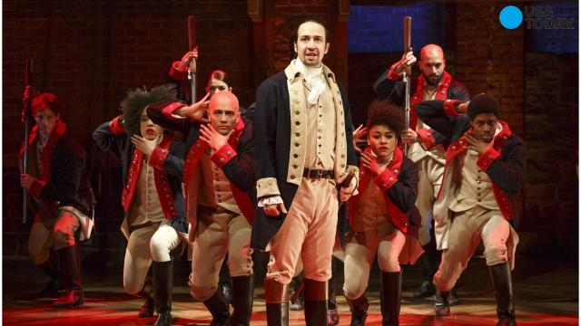 'Hamilton' eyes history with 16 Tony noms