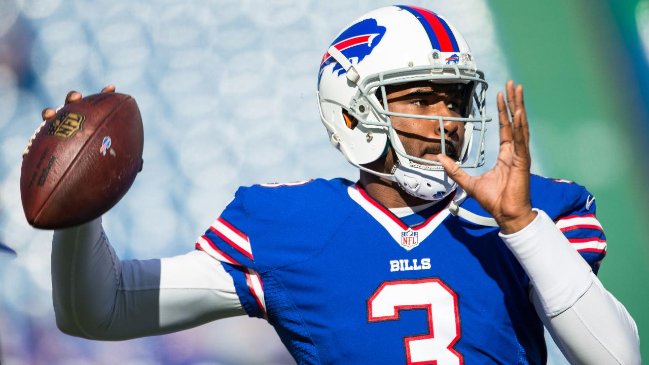 The Buffalo Bills have declined to pick up the fifth-year option on former first-round pick E.J. Manuel, according to multiple reports.