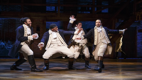 Hamilton set a new record with 16 nominations, but they weren't the only story out of Tuesday's Tony nominations.  USA TODAY's Elysa Gardner takes us through this years nominees.