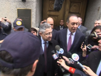 NY political powerbroker gets 12 years in prison