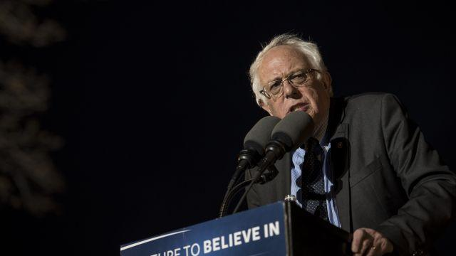 Sanders gets a much-needed victory in Indiana