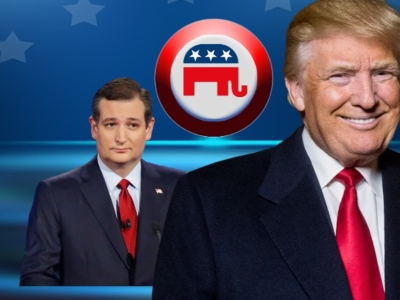 Donald Trump effectively clinched the GOP presidential nomination Tuesday with a victory in Indiana that knocked rival Ted Cruz out of the race and cleared his path to a likely November face-off with Democratic front-runner Hillary Clinton. (May 4)