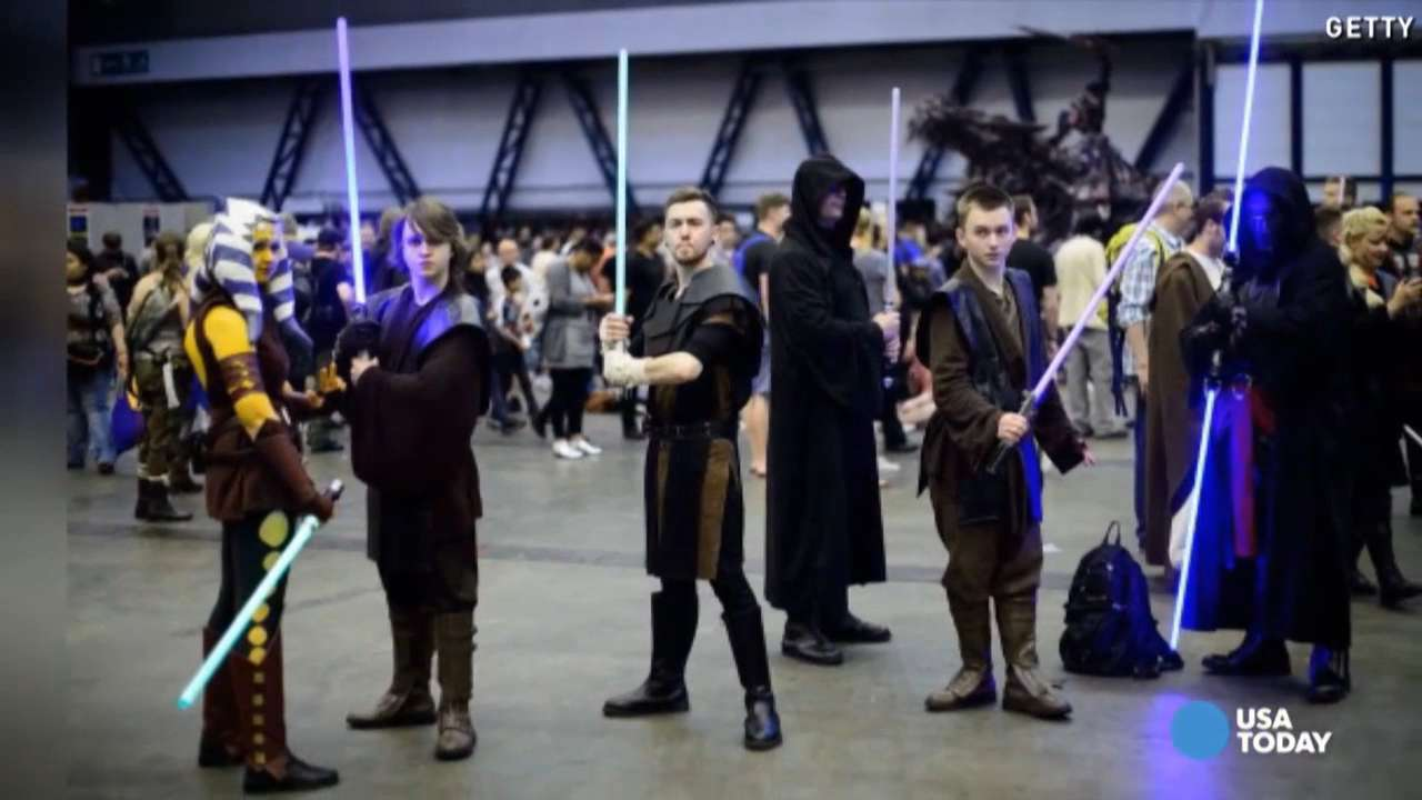 May the Fourth be with you! Here's how to celebrate