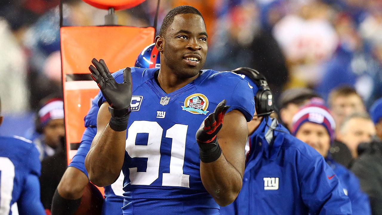 Justin Tuck will sign one-day contract to retire with Giants