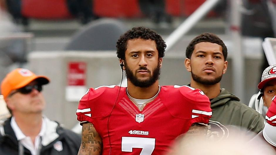 """San Francisco 49ers quarterback Colin Kaepernick has resumed throwing """"a bit"""" as he continues his recovery from off-season surgeries, reports Matt Barrows of the Sacramento Bee."""