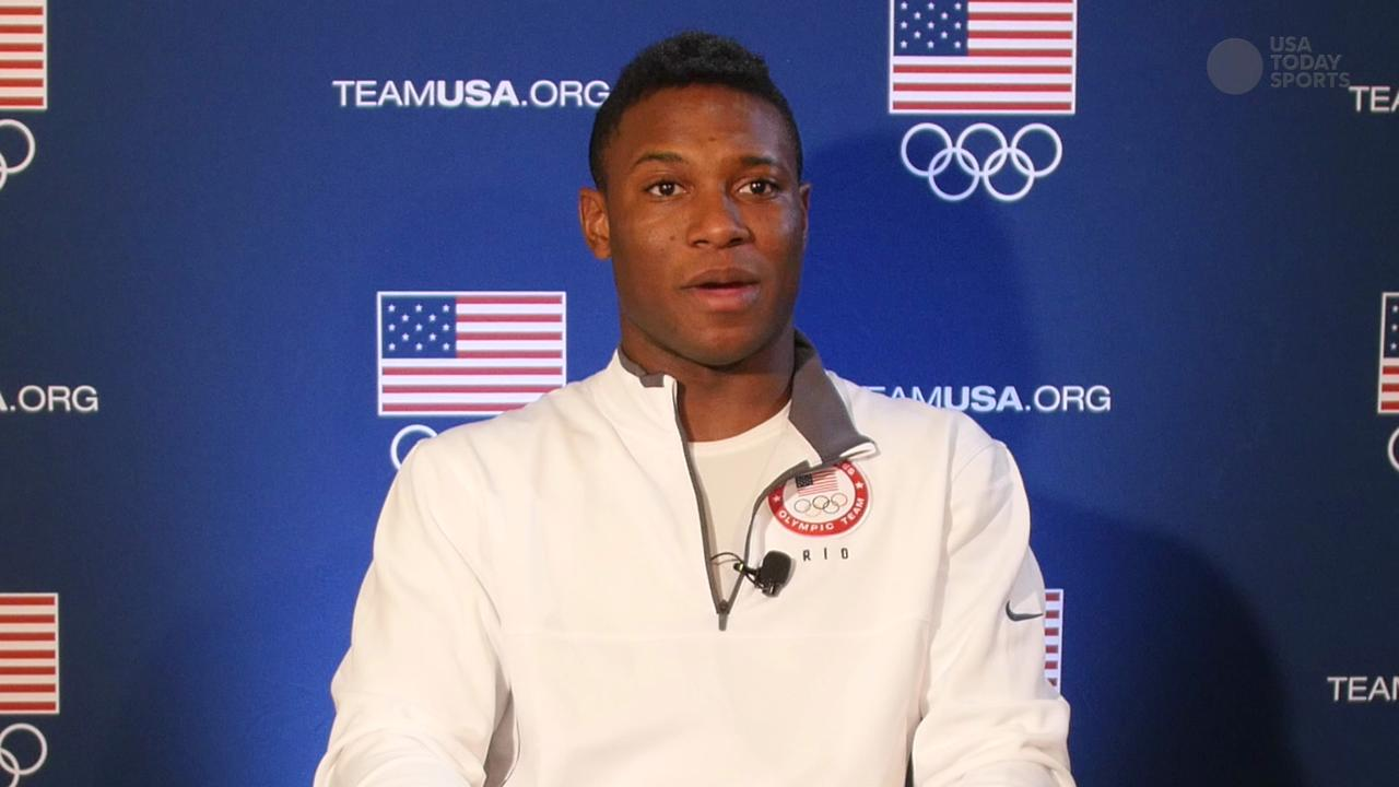 Meet Olympic fencer Daryl Homer
