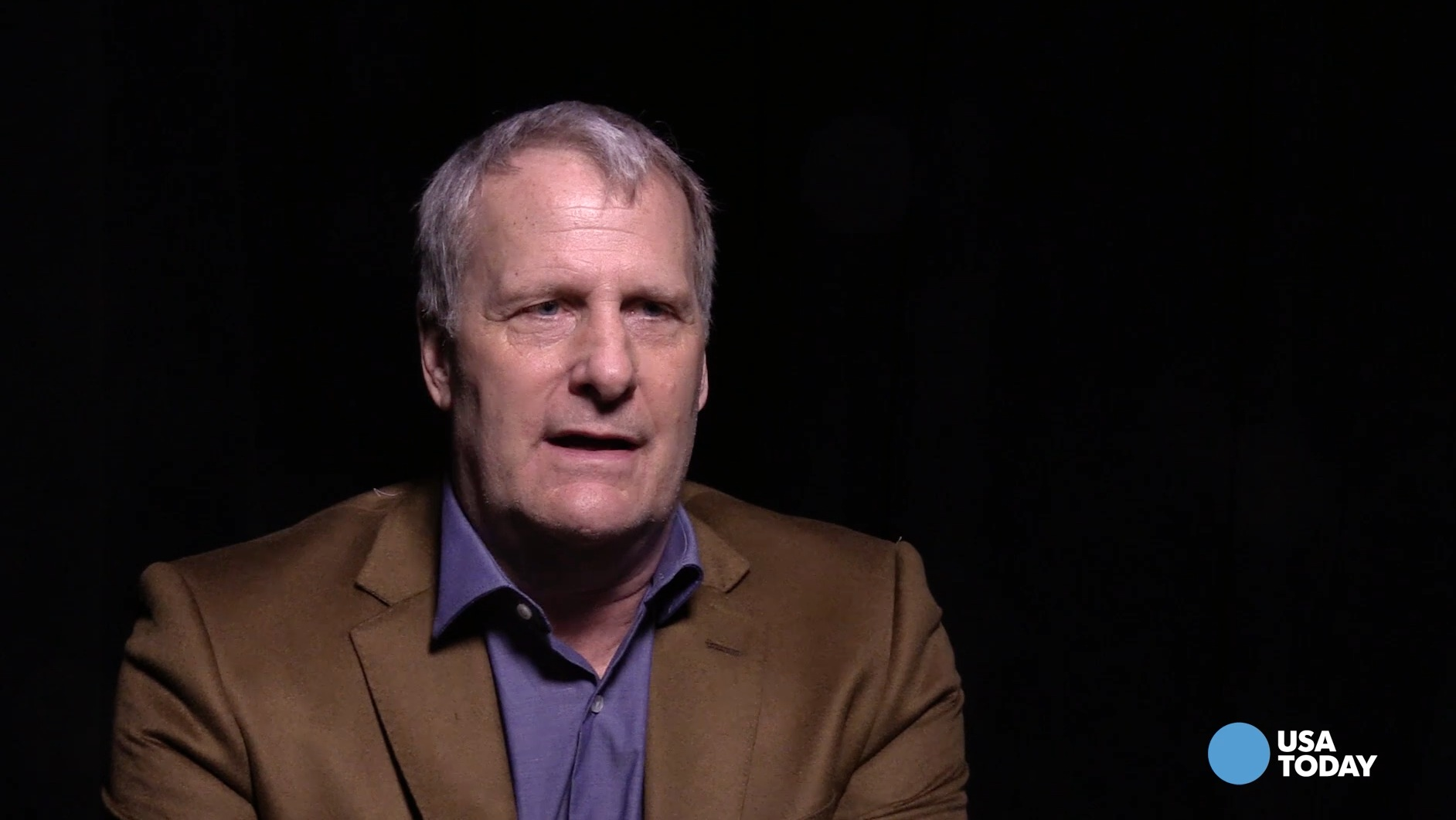 Jeff Daniels:  Blackbird is a challenge