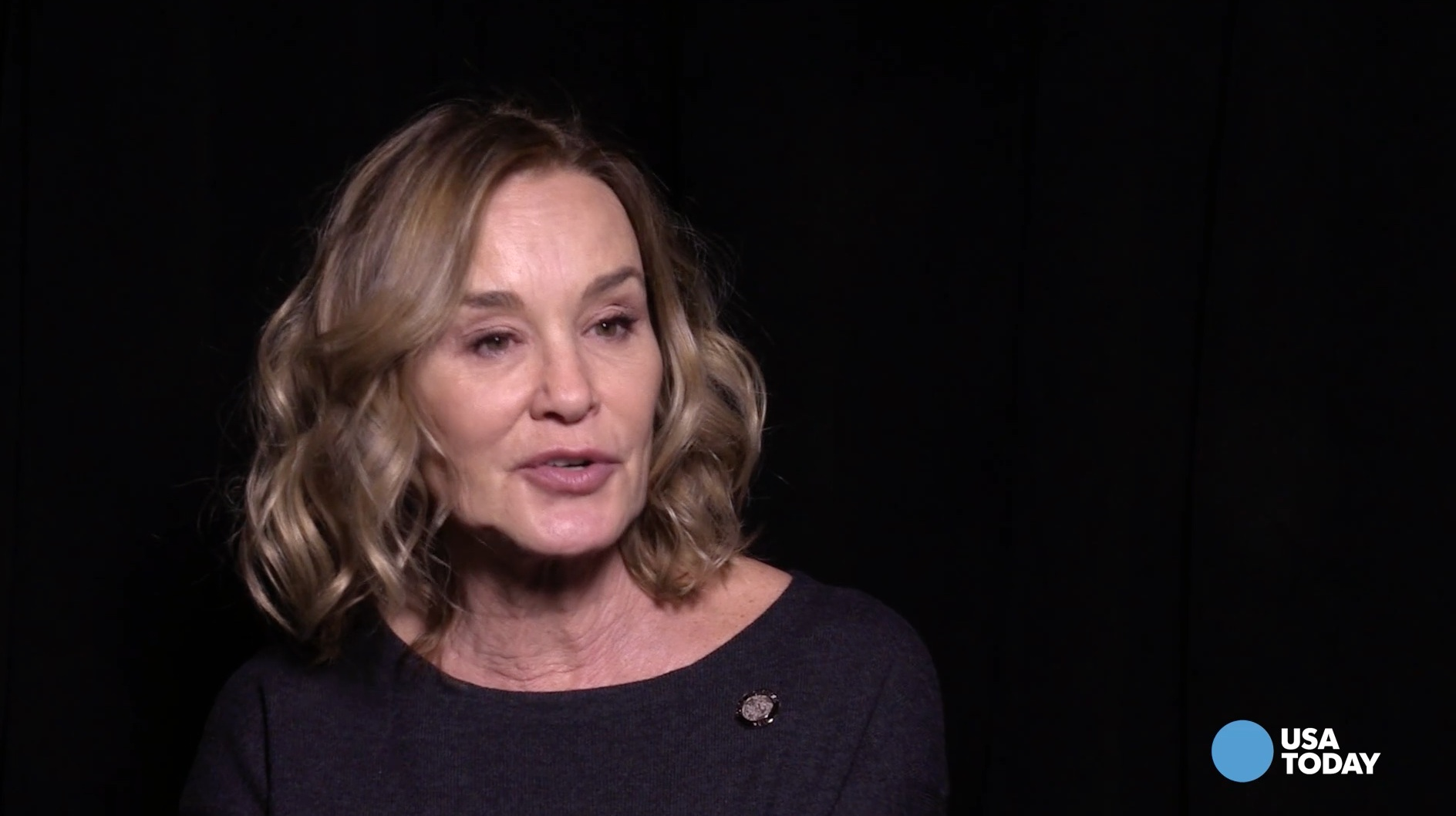 Jessica Lange: Sometimes I dream in character