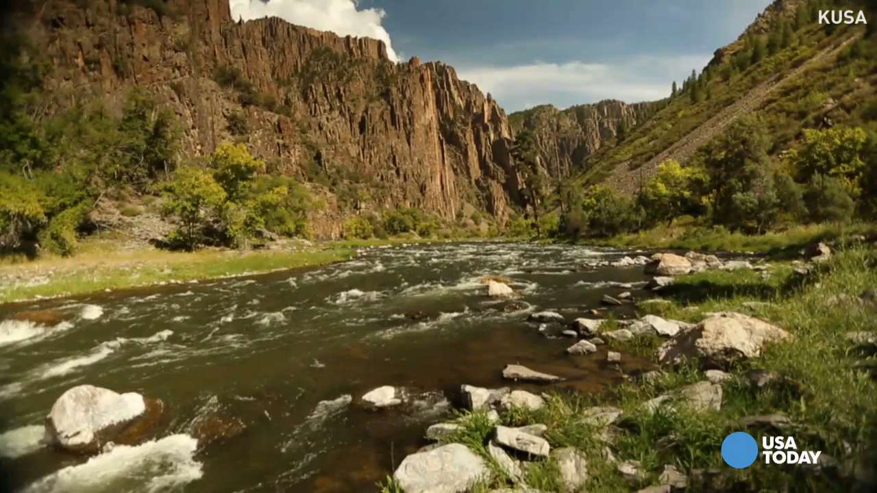 You can't prepare yourself for the beauty of Black Canyon