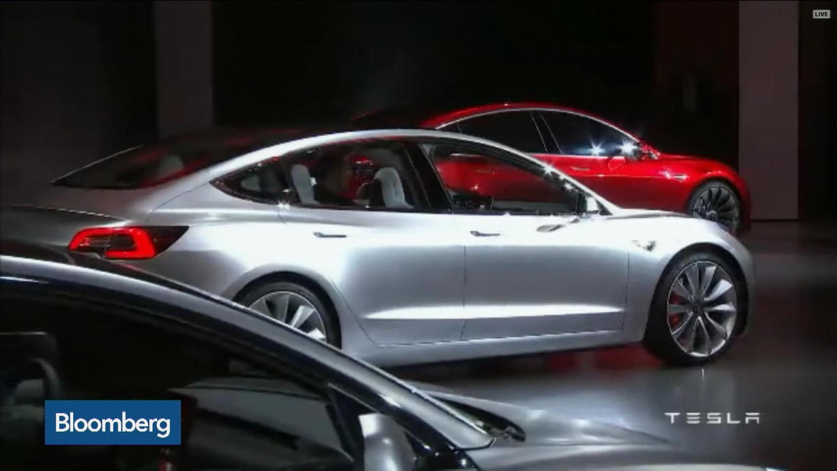 Tesla's ambitions push for 500,000 Model 3's in 2018