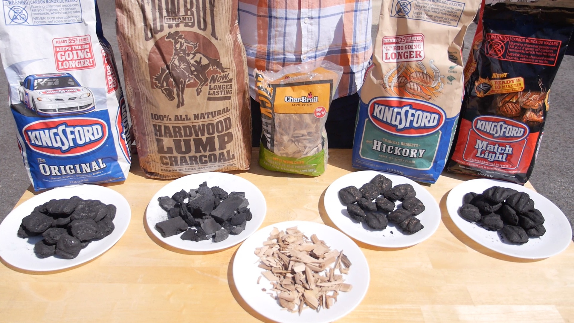 What type of charcoal is best for grilling?