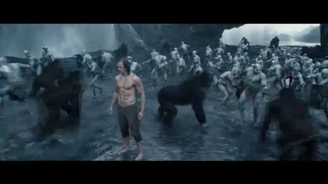 Trailer: 'The Legend of Tarzan'
