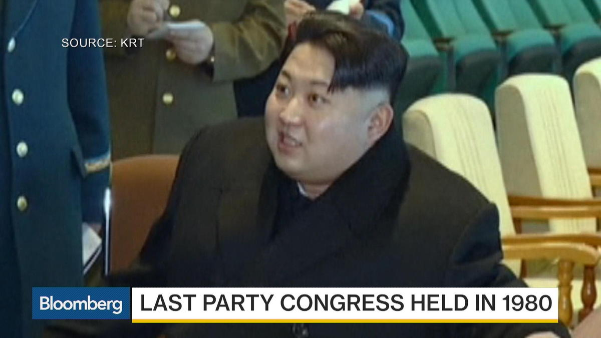 What's the purpose of N. Korea's Workers Party Congress?