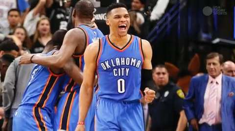 Thunder enter Game 3 vs. Spurs with new confidence