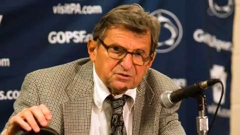 Report: Joe Paterno allegedly knew of Jerry Sandusky abuse