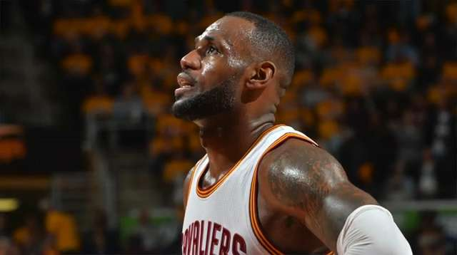 Is LeBron James' legacy on the line?