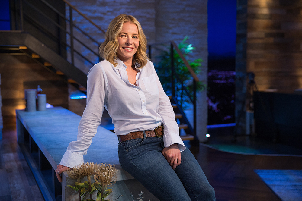 Chelsea Handler grows up with new show