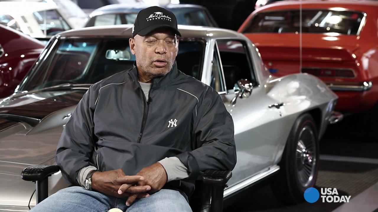 Reggie Jackson talks about Reggiesgarage.com