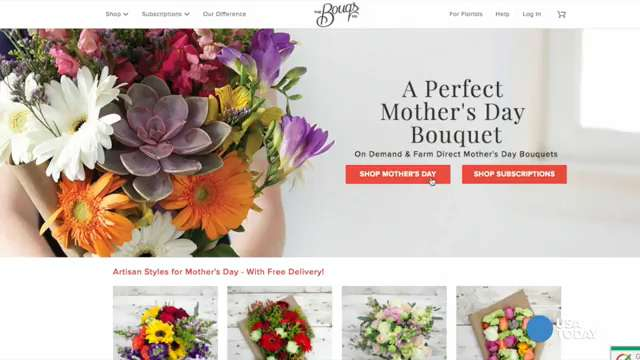 Mother's Day is Super Bowl of flower season