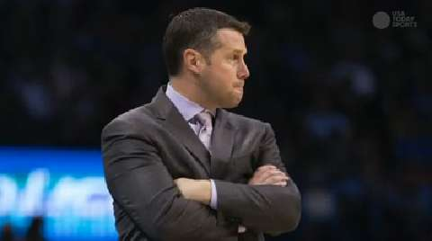 Grizzlies fire coach Dave Joerger